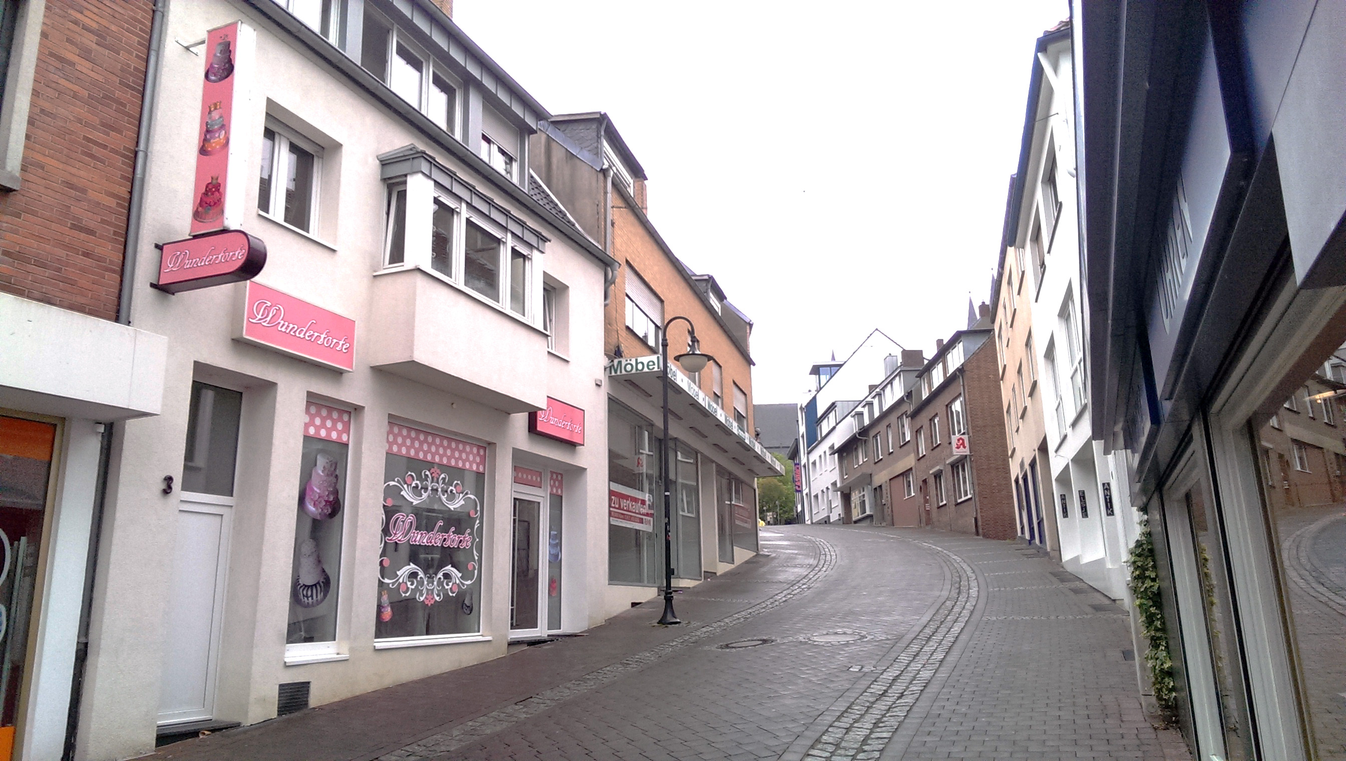 Bald Neu In Kleve Wundertorte Kirchstrasse 3 Klever